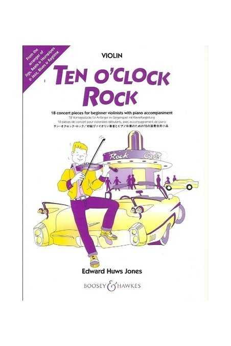 Huws Jones, Ten O'Clock Rock for Violin