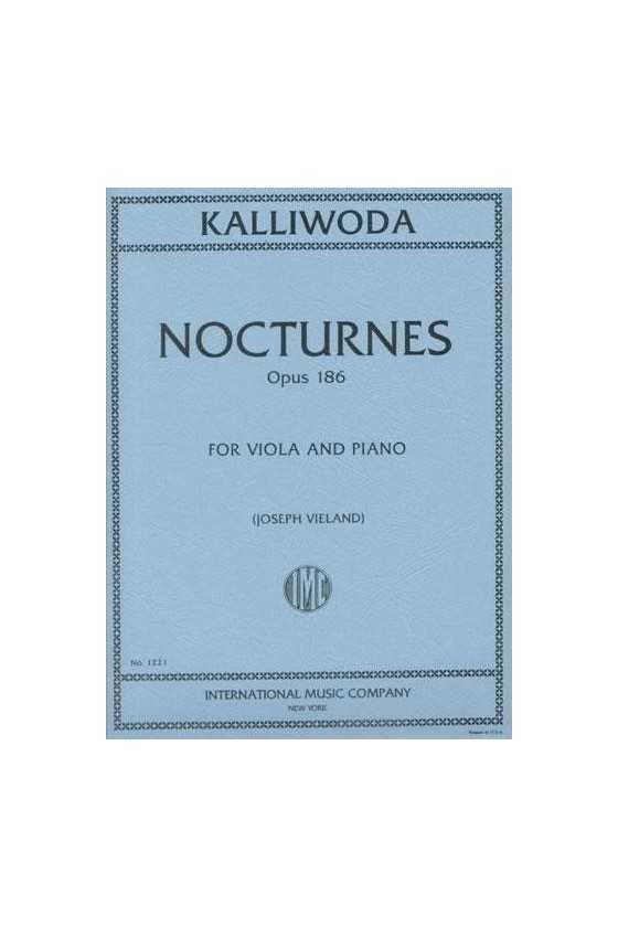Kalliwoda Nocturnes Opus...