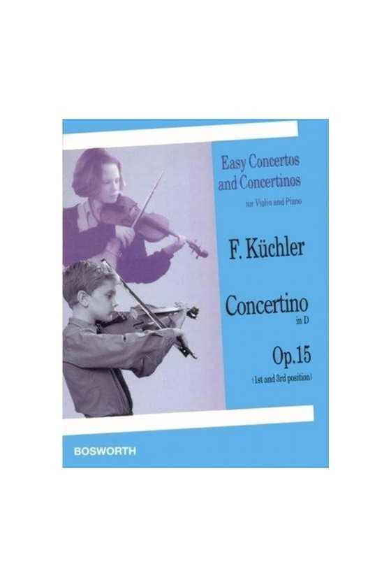 Kuchler, Concertino In D...