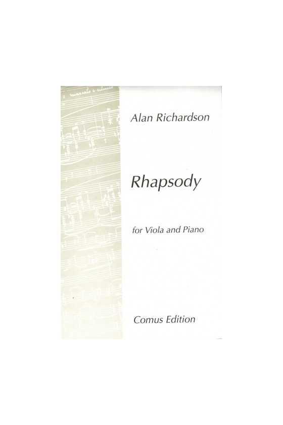 Richardson, Rhapsody for...