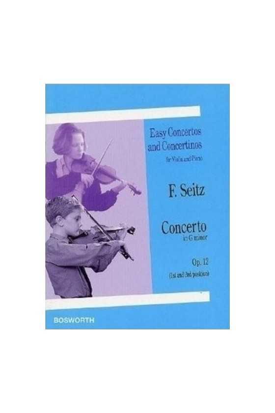 Seitz Concerto in G min Op...