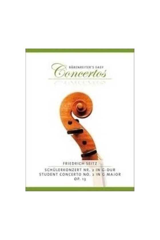 Seitz, Student Concerto G...