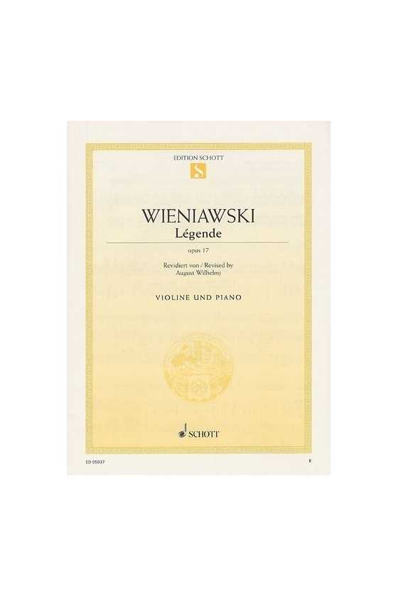 Wieniawski Legende For...