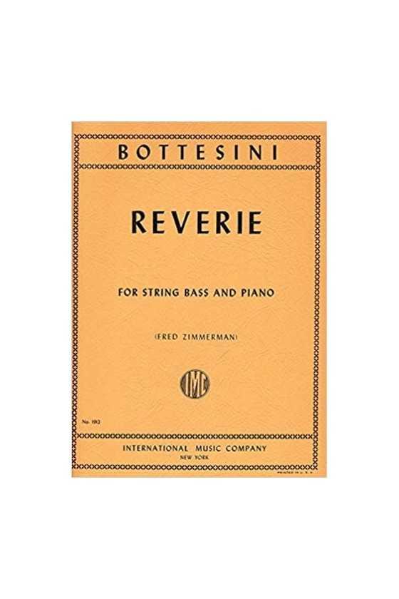 Bottesini, Reverie for...