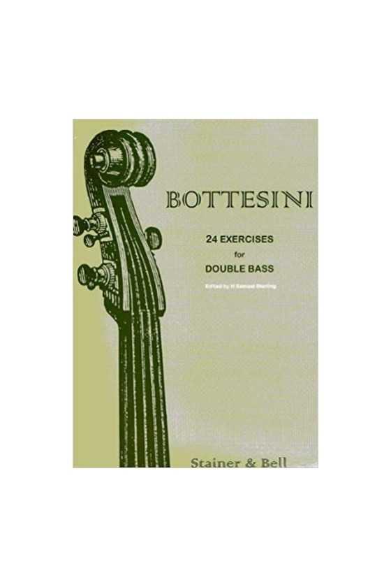 Bottesini, 24 Exercises for...