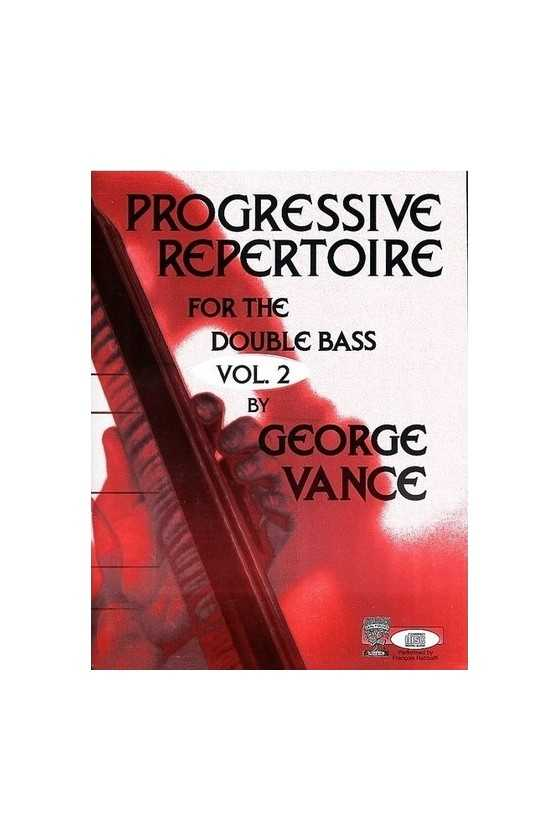 Vance, Progressive...