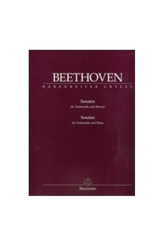 Beethoven, Sonatas For...