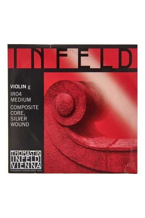Infeld Red Violin G String
