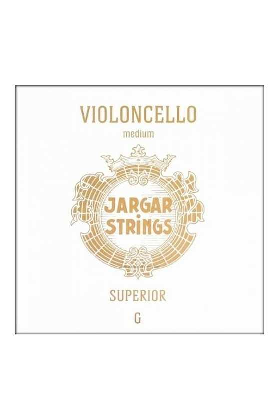1/2 Jargar G String For Cello