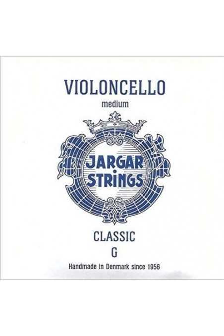 3/4 Jargar G String For Cello