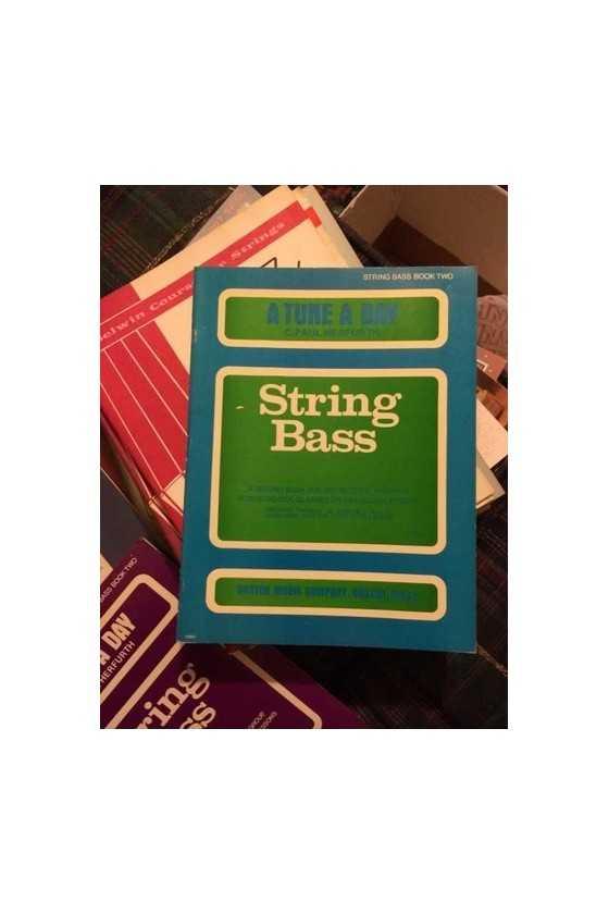 A Tune A Day Bass Book 2
