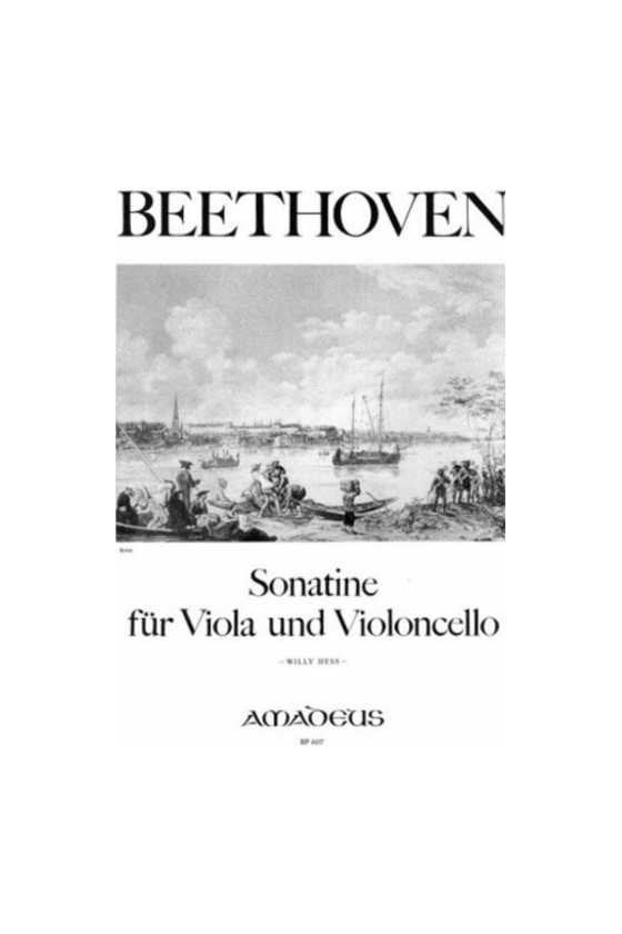 Beethoven Sonatine For...