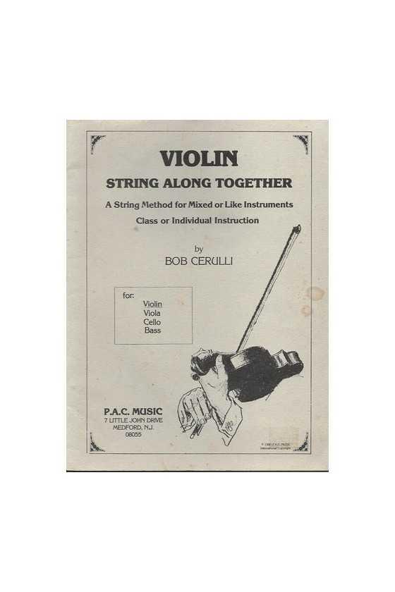 Cerulli, String Along...