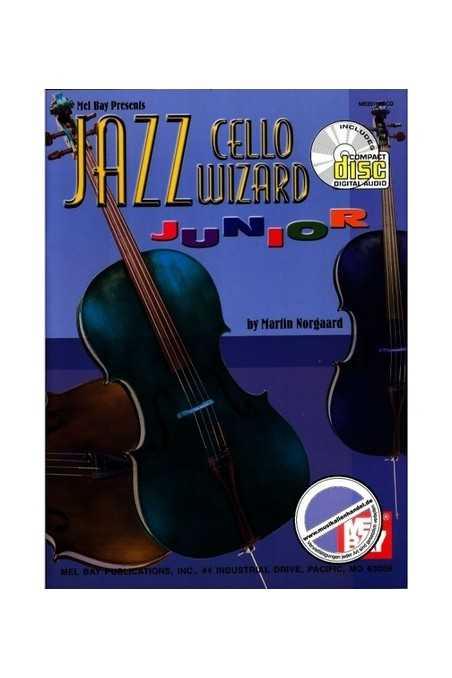 Jazz Cello Wizard Junior (Mel Bay) Incl. CD