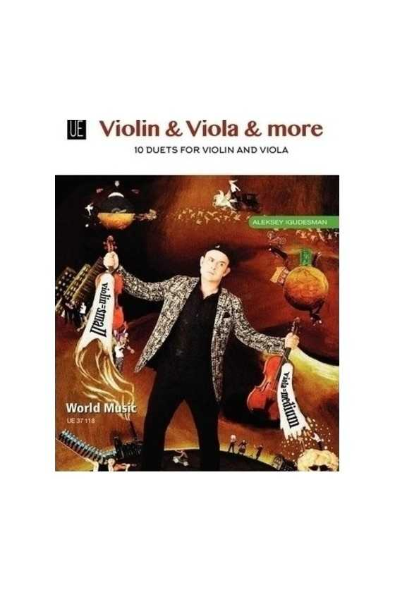 Violin & Viola & More By...