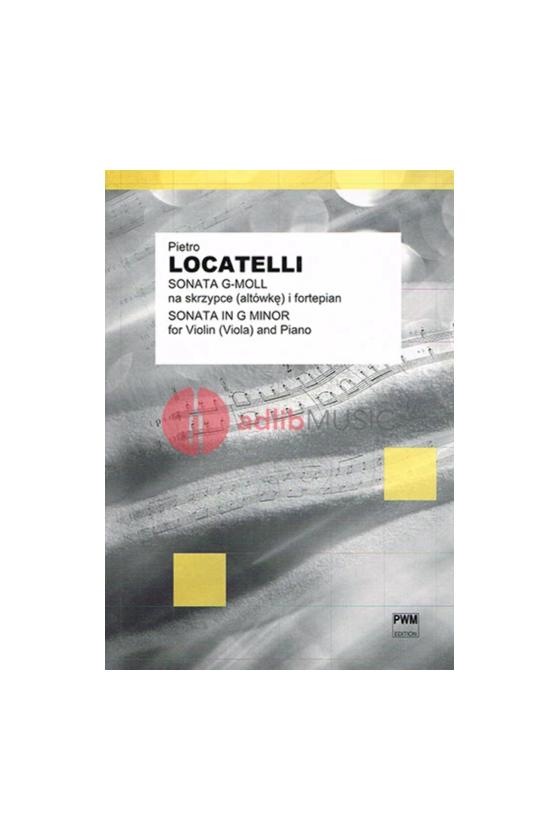 Locatelli, Sonata In G...