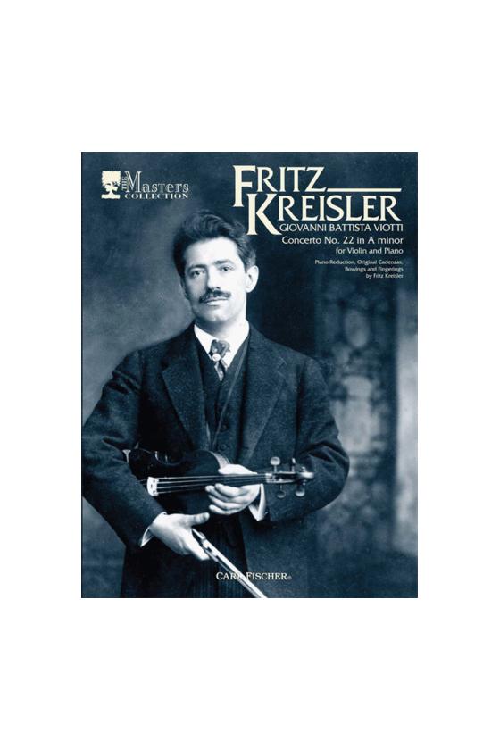 Concerto No 22 In A Minor...