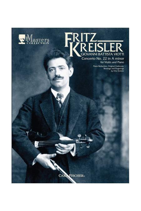 Concerto No 22 In A Minor Violin/Piano By Viotti (Fisher)