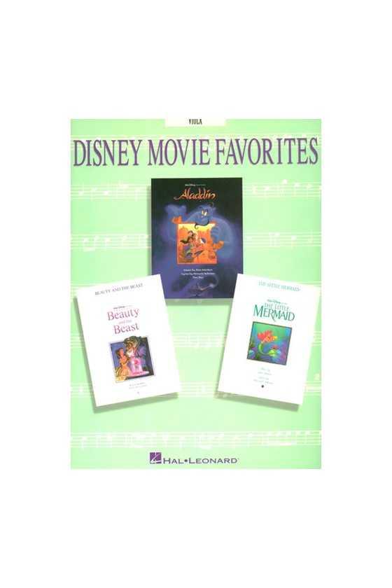 Disney Movie Favourites for...