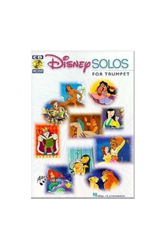 Disney Solos for Viola...
