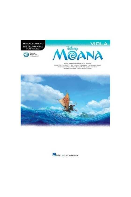 Disney's Moana-Solo...