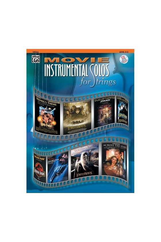 Movie Instrumental Solos...