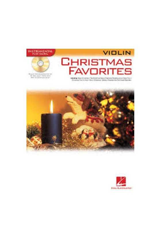 Christmas Favorites Viola Instrumental Play-along (Hal Leonard)