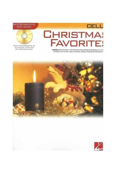 Christmas Favorites for Cello With Play-along CD