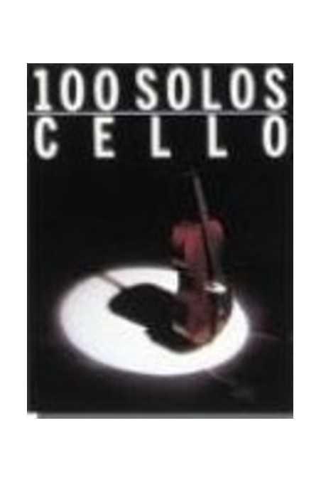 100 Solos for Cello arr. Kraber