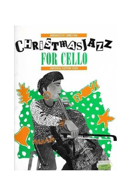 Rae, Christmas Jazz for Cello (UE)