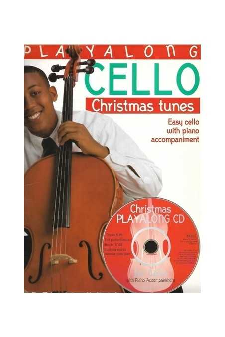 Playalong Cello Christmas Tunes with CD
