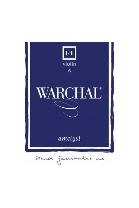 1/4 Warchal Ametyst Violin...