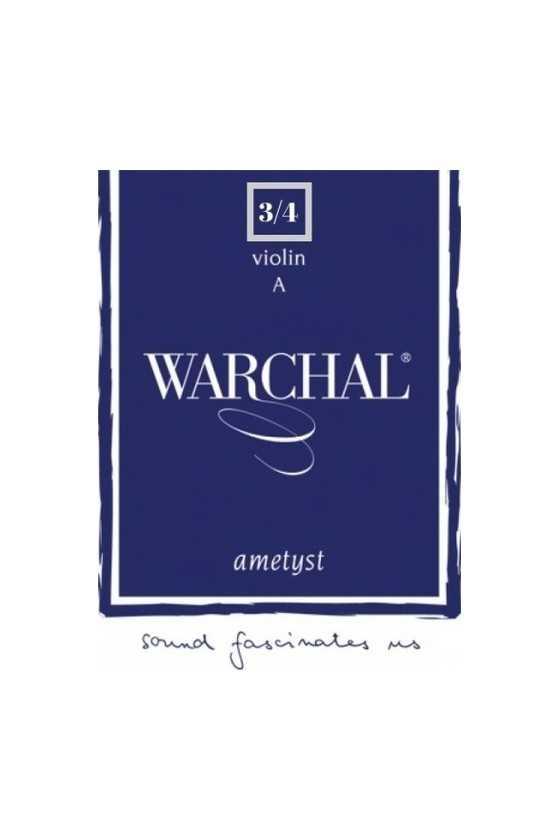 3/4 Warchal Ametyst Violin...