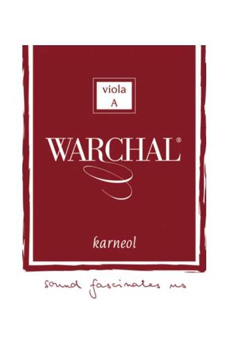Warchal Karneol Viola Strings Set