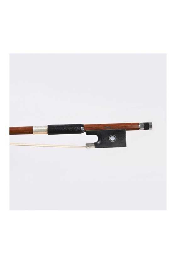 Dorfler Violin Bow - 8 Brazilwood - Nickel Silver