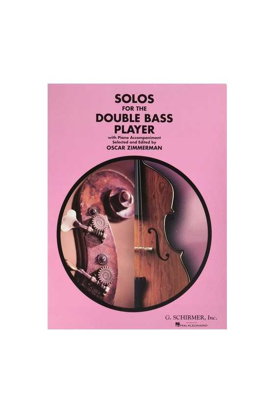 Solos for The Double Bass...