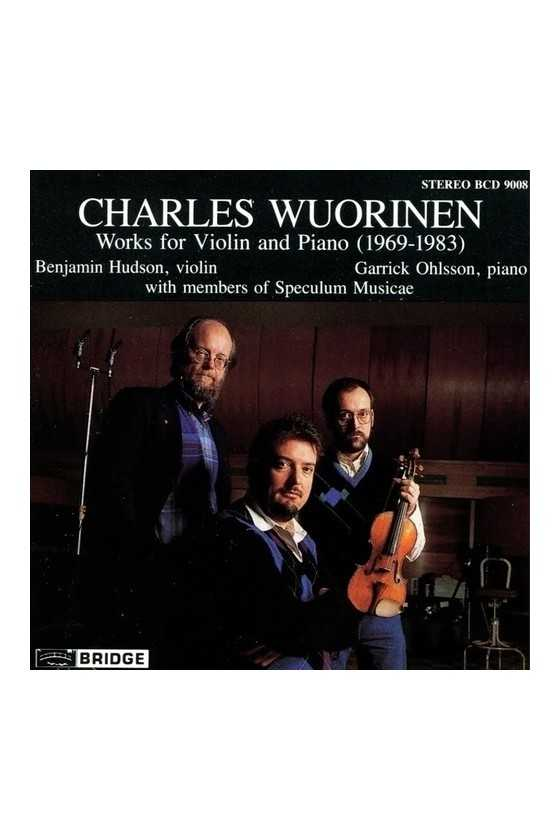 Wuorinen 6 Pieces For...