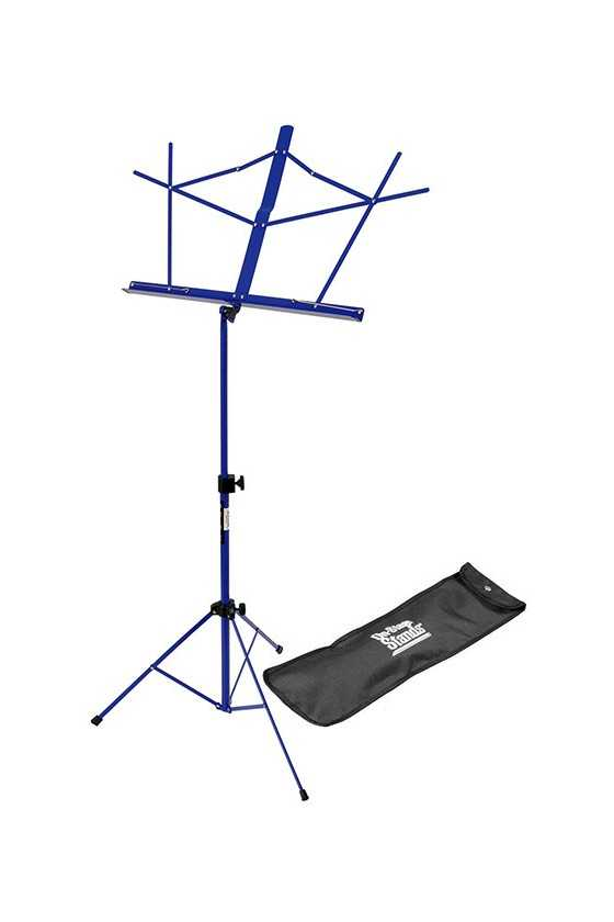 Color Music Stand- Pink/Purple/Blue