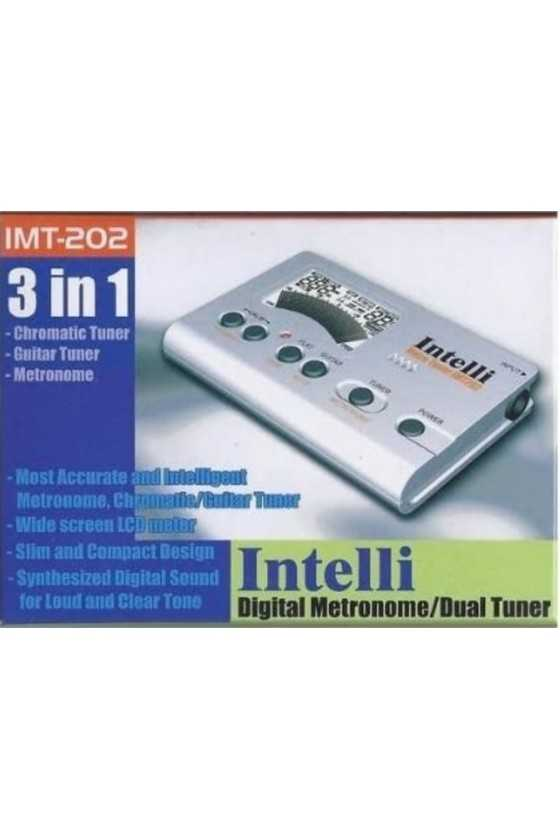 Intelli IMT202 Digital Metronome And Tuner