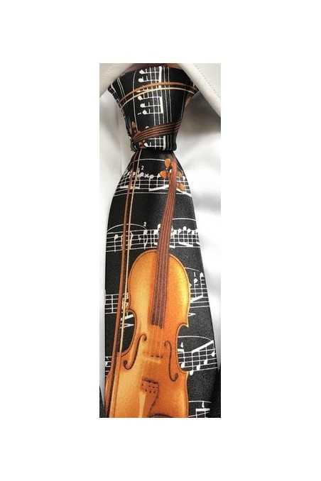 A Violin Necktie