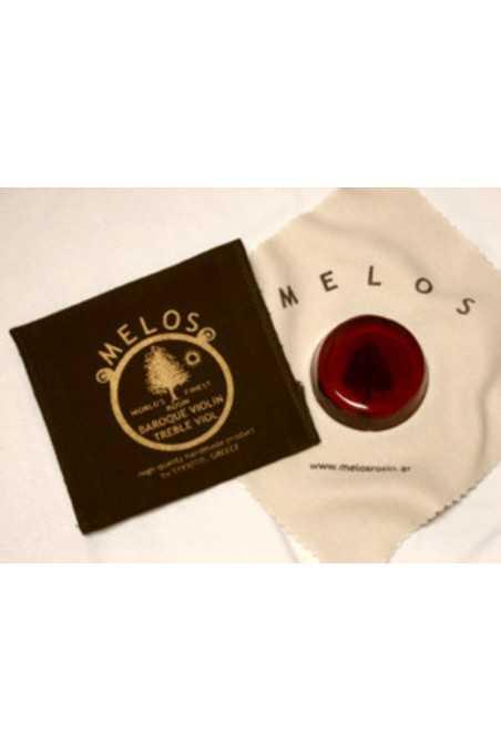 Melos Baroque Light Rosin for Violin
