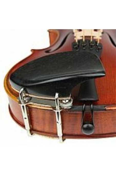 Wilfer TEKA Violin Chinrest- Height Adjustable-Left Side