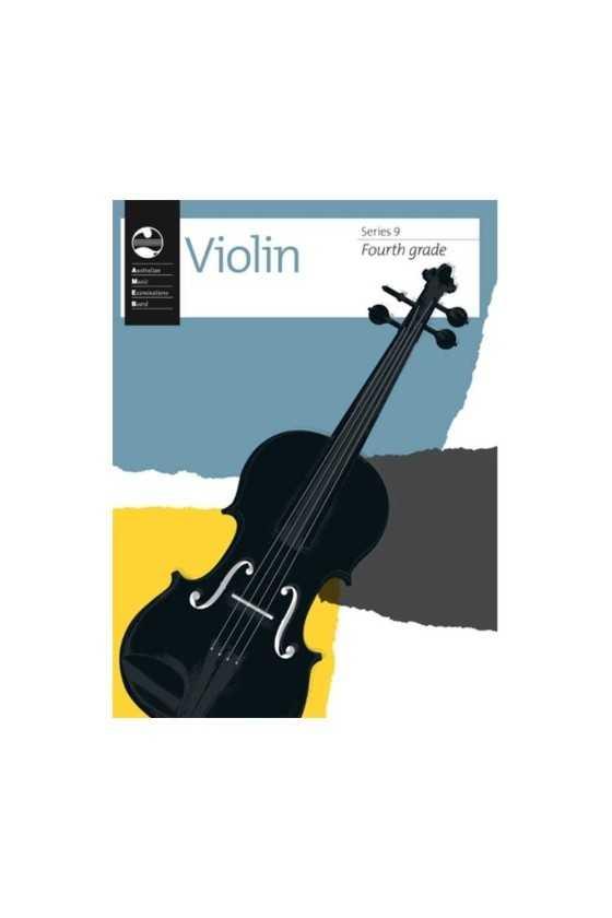 AMEB Violin Grade 4 Series 9