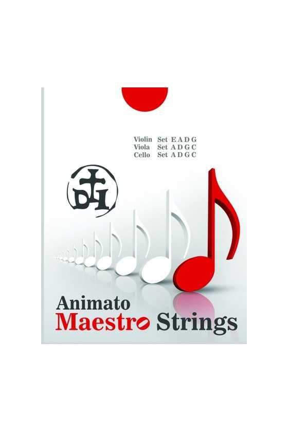 Maestro D String for Cello