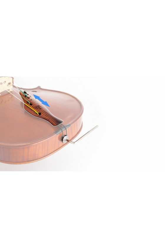ZMT Violin Tail Piece