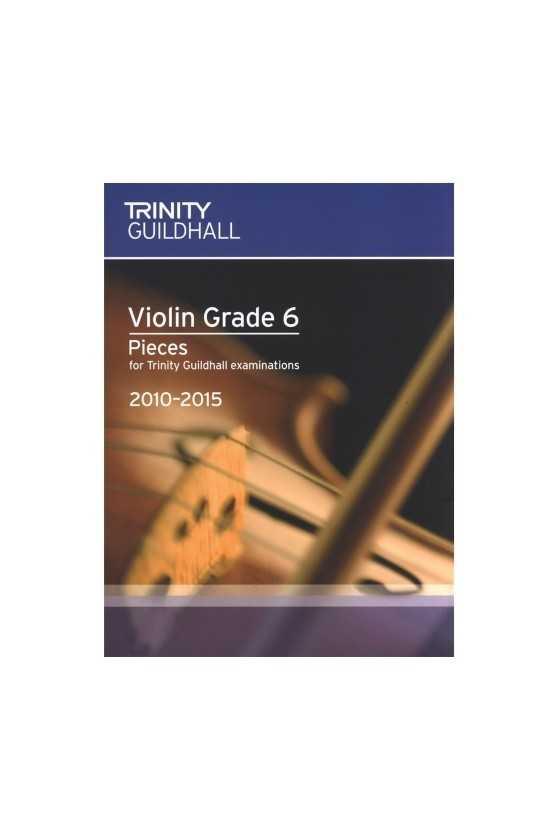 Trinity Violin Grade 6...