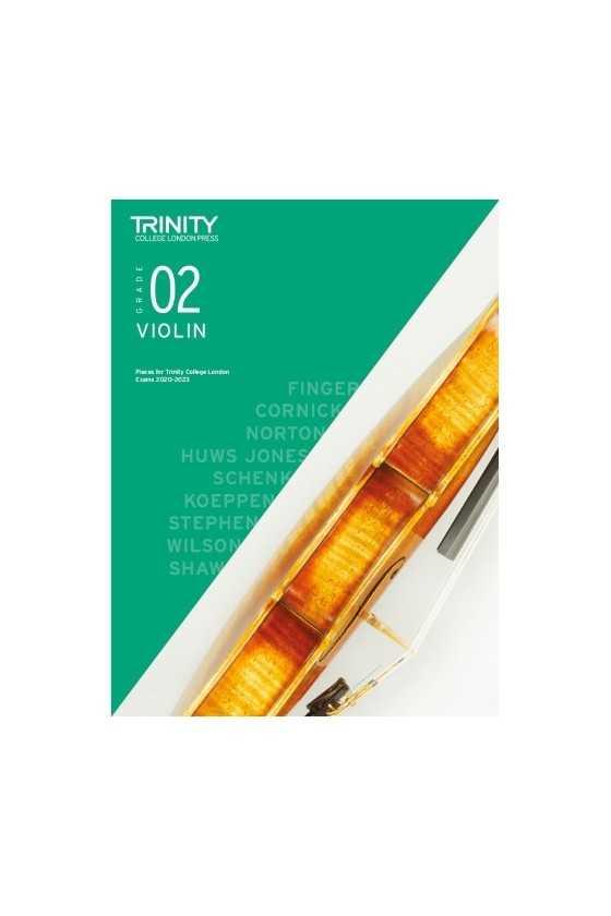 Trinity Violin Exam Pieces...