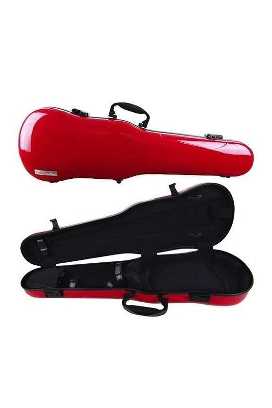 Gewa Air 1.7 Violin Case Red