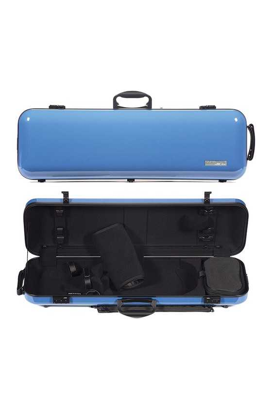 Gewa Air Violin Case Blue