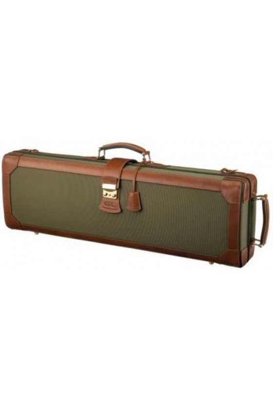 GL- Green Denim Leather Violin Case Within Australia